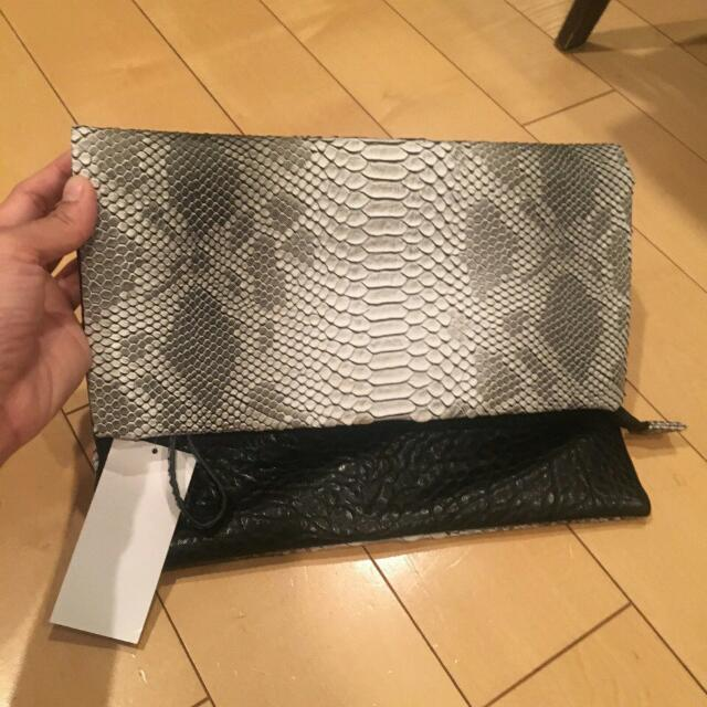 Python inspired Envelope Bag