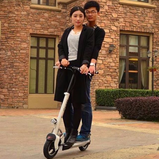 Special Edition 48V 500W Powerful Electric Scooter with Upgrades and  'Porsche' Key Alarm System(BEST OFFER)