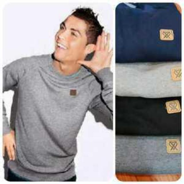 best loved 1ab5d 57a9c Sweater Elbow Nike CR7 Cristiano Ronaldo, Olshop Fashion ...