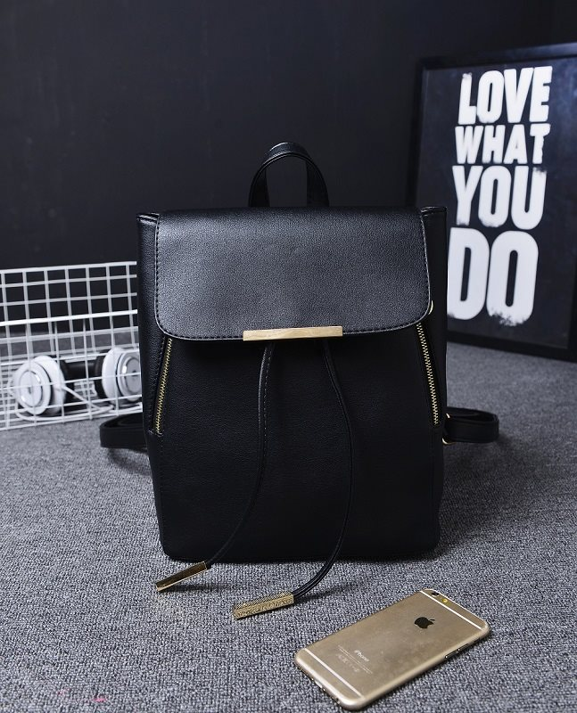 TAS FASHION WANITA IMPORT - HANDBAGS - M20976 BLACK 93f038c88c