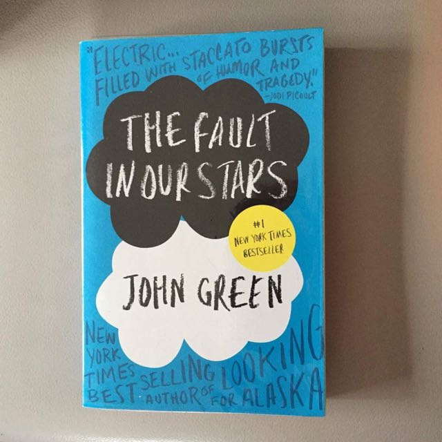 *reserved* The Fault In Our Stars