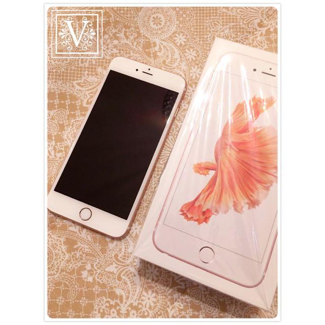 V|T ☆ 保固中 二手 台積版 9.5成新 iPhone 6S Plus 64G ☆