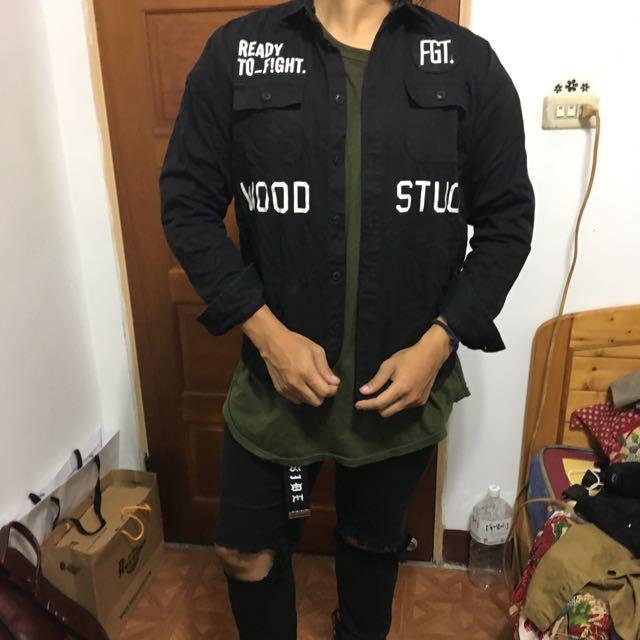 WDSK襯衫外套