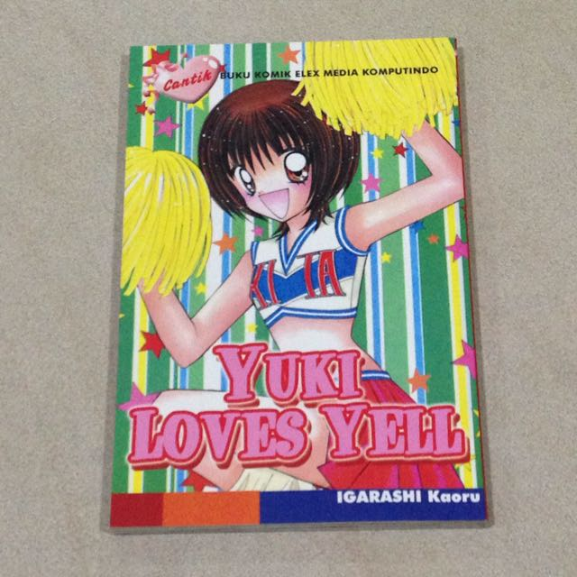 Yuki Loves Yell (Serial Cantik)