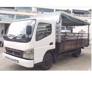 Mitsubishi Fuso Canter FE83