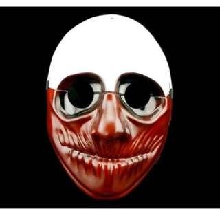 全新恐怖老人面具