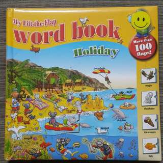 My Lift The Flap Word Book