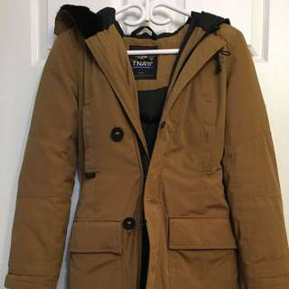TNA Bancroft Winter Jacket (xs)