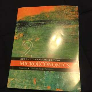 Microeconomics ( 2nd Edition)