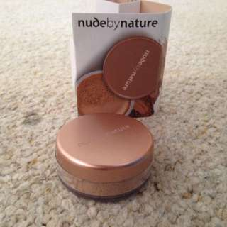 Nude By Nature Natural Mineral Cover Powder Foundation