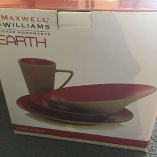 Maxwell & Williams Earth Dinnerset