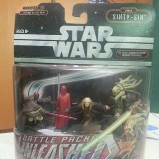Star Wars Battle Packs Unleashed (Order 66)