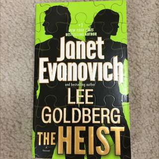 The Heist by Janet Evanovich & Lee Goldberg