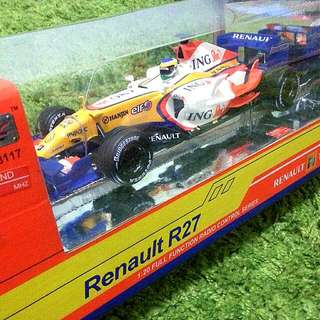 Original RENAULT R27 By ING. COLLECTORS ITEM.