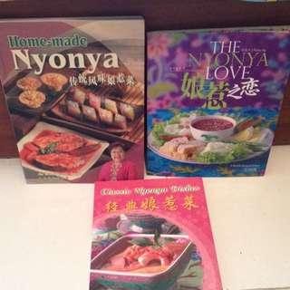 Nyonya  Recipes Cook Book