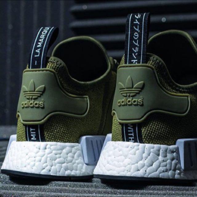 2904392bf ... adidas nmd khaki green