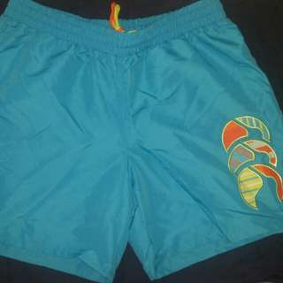 New Canterbury Shorts Sz.10