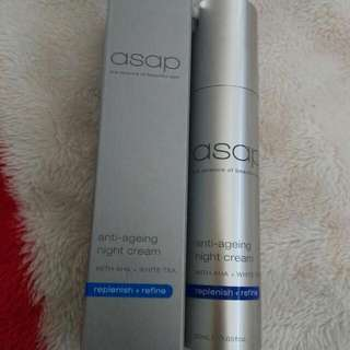 AsAP Replenish And Refine Anti Aging Cream