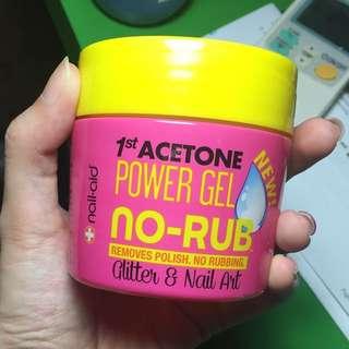 1st Acetone Nail Polish Remover