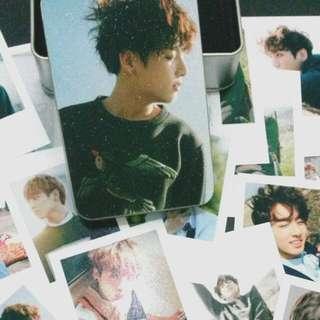 BTS Jungkook Polaroid (Unofficial)