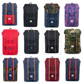 Original Herschel Little America