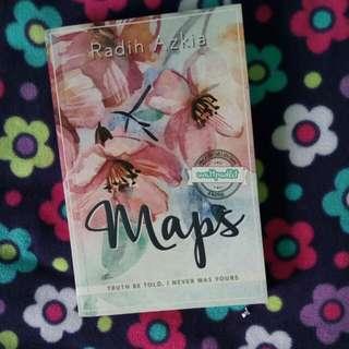 MAPS by Radin Azkia
