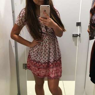 Paper Scissors - Boho Dress