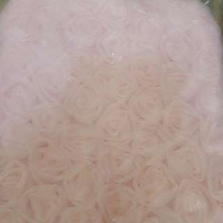 THE BODY SHOP粉紅玫瑰化妝包