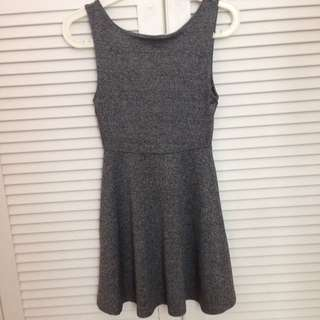 H&M Casual / Formal Looking Grey Dress