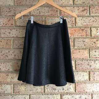 Supre Faux Leather Skirt