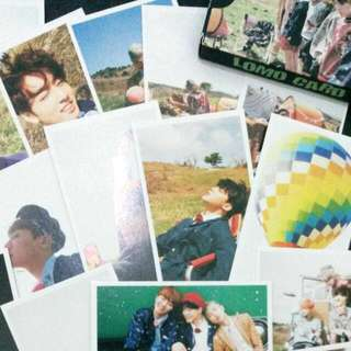 BTS Unofficial PC Young Forever Concept Photo