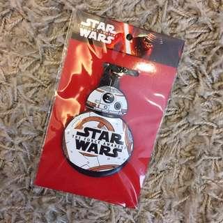 Bb8 Star Wars Keychain