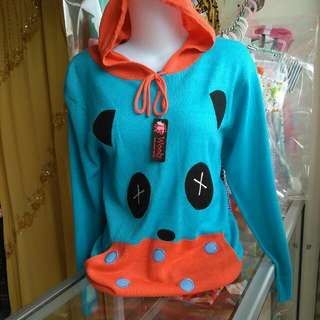 Sweater Wolly+topi