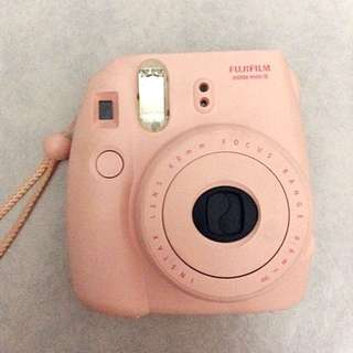 [Reserved] Preloved Instax Mini 8 (Pink)