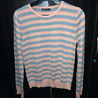 Knitted Bossini Sweatshirt