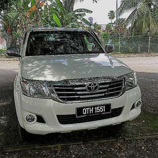 Hilux Vigo For Sell  Still On Loan  Letgo Rm26k Conditions Still Good...  Interested Can Contact Below Number  0168969836...