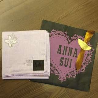 Anna Sui 水鑽手帕