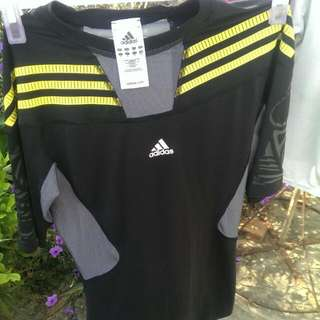 Adidas 緊身衣 透氣設計 含運