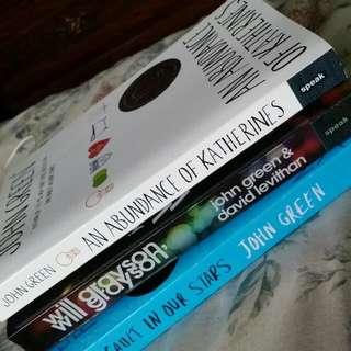 Books by John Green