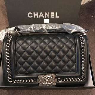 Chanel Le Boy 2016 Handle