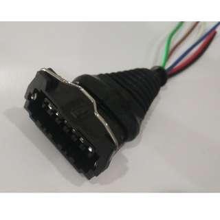 PLUG+CABLE MAF Air Flow Meter HARNESS 22680-30P00