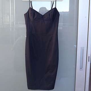 SABA Navy Dress Size 6