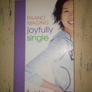 Paano Maging Joyfully Single  By Harold J. Sala