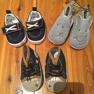 Oshkosh baby shoes 3 for $20