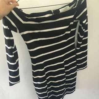 Mimi Stripped Dress