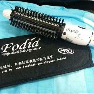 富麗雅第二代360度旋轉捲髮棒32mm  免運