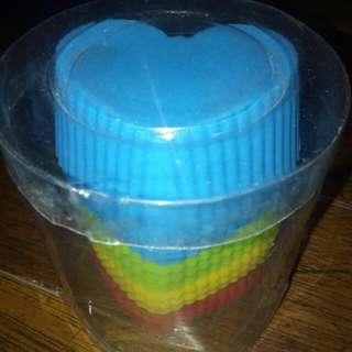 Heart Shape Cookie Molder
