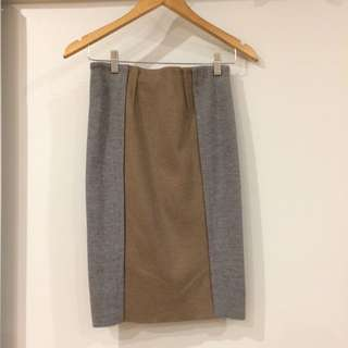 COUNTRY ROAD Wool Skirt - Xxs