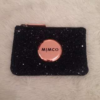Small Mimco Sparks Pouch