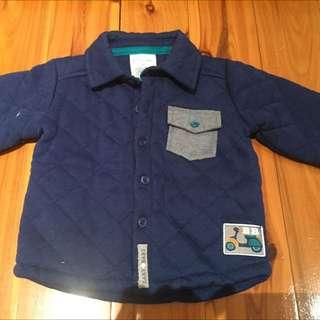 Baby boy jacket size 3-6M